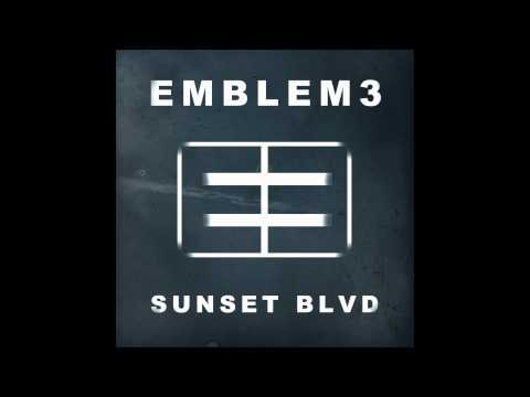emblem3 sunset blvd instrumental