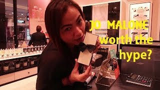 JO MALONE:  IS IT WORTH THE HYPE? - VLOG#61