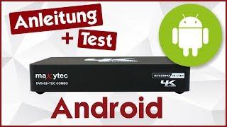 Android auf Maxytec Multibox ⚙️ Anleitung zur Installation & Test