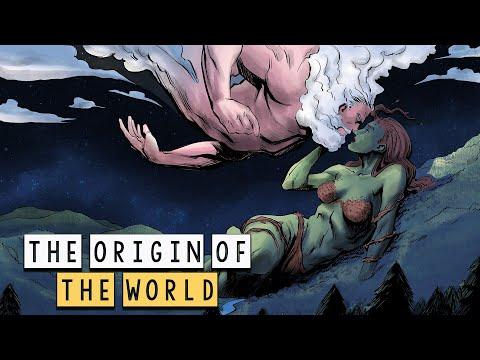 Vznik světa očima řecké mytologie