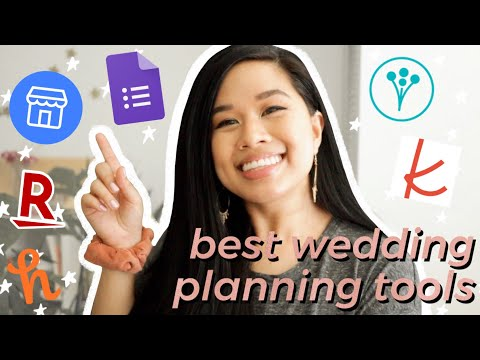 Top 5 FREE Wedding Planning Apps and Websites   *BEST* Resources for Budget Brides