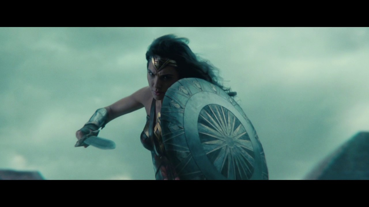 Trailer för Wonder Woman