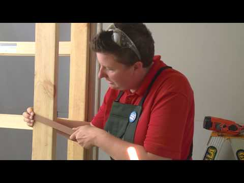 How To Install A Cavity Sliding Door - DIY At Bunnings