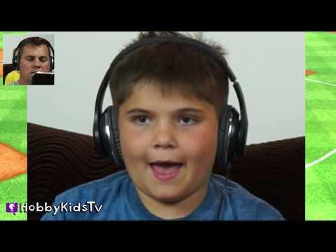 FIRE BALLS BATTLE! MarioSports Superstars + Bowser BASEBALL. Video Gaming Fun HobbyKidsTV