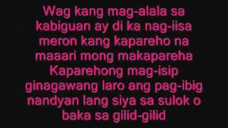 Asahan Mo Siakol W/ Lyrics