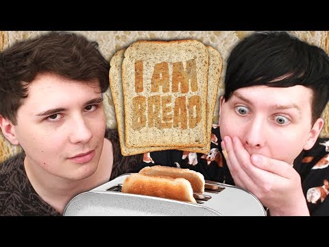 THE MOST FRUSTRATING GAME EVER MADE - Dan and Phil play: I Am Bread