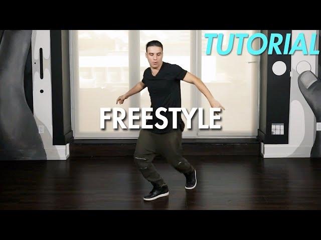 How to Freestyle Dance (Hip Hop Dance Moves Tutorial)   Mihran Kirakosian