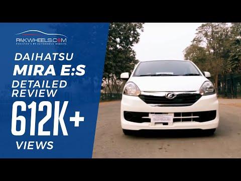 Daihatsu Mira e:S | Expert Review