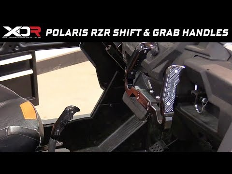 2008-19 Polaris RZR - XDR Off-Road Magnum Grip Shift Handle & Grab Handle