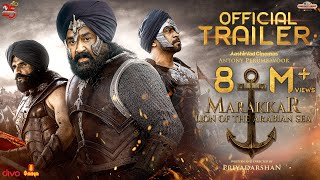 Marakkar - Official Hindi Trailer