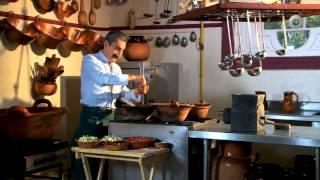 Tu cocina - Calabacitas con elote y costillas de cerdo