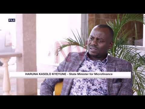 YOUTH ENTREPRENEURSHIP FUND: Lango youth receive training