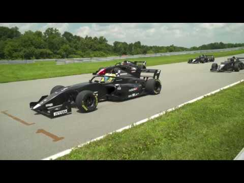 F3 Americas Weekend Review- Pitt Race