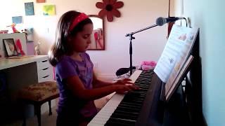 Sara Angel Carrion #4 Schubert noble waltz