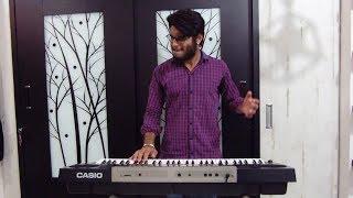 Tere Dar Par Sanam Baaghi 2 Keyboard Cover Instrumental By Anuj Suthar
