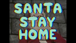 "U.S. Girls – ""Santa Stay Home"" (feat. Rich Morel)"