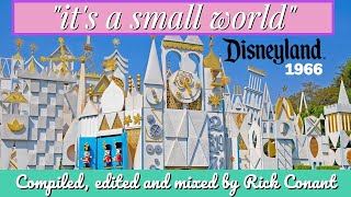 It's A Small World PREMIERE: Disneyland May 30,1966 AUDIO TRIBUTE