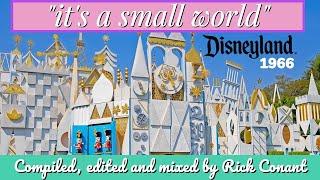 It's A Small World PREMIERE: Disneyland May 30,1966 AUDIO TRIBUTE
