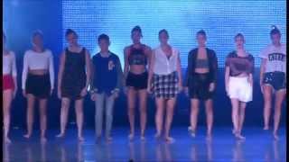 """Freshmen"" Contemporary Group Dance"