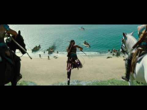 Wonder Woman TV Spot 'Warrior'