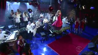 Darlene Love's spectacular final Christmas performance for The Late Show with David Letterman sad fa