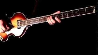 The Beatles- Boys (Bass Cover)