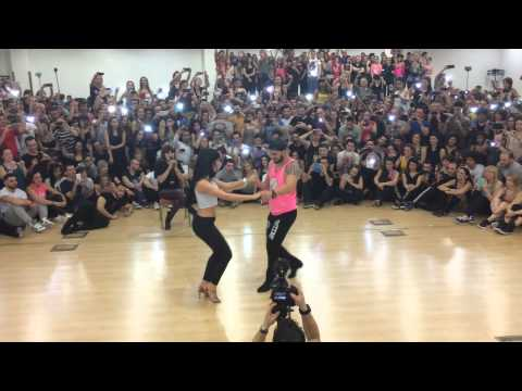Daniel & Desiree Bachata - IV BACHATEA WORLD CONGRESS 2015-02-14