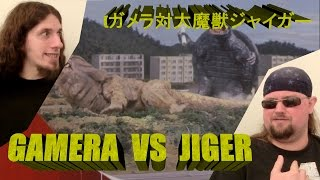 Gamera VS Jiger Review