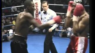 Michael Watson vs Mike McCallum