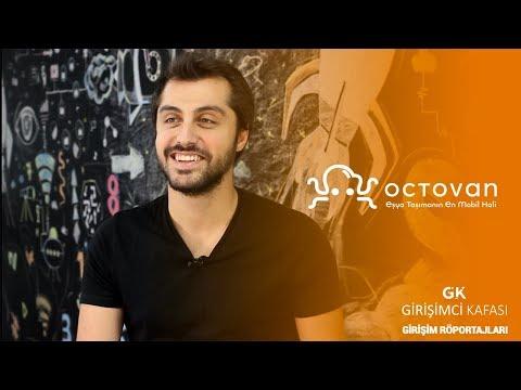 Octovan: Eşya Taşımanın En Mobil Hali [Girişim Röportajları]