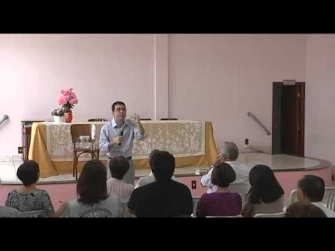 Seminário O Novo Testamento do autor Haroldo Dutra Dias (1/2)