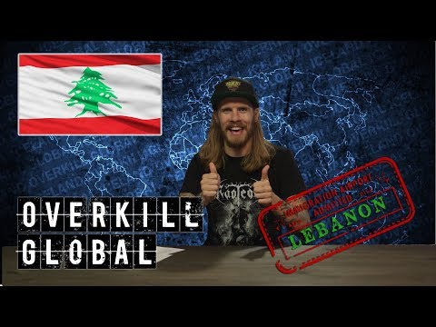 Lebanese Extreme Metal | Overkill Global Album Reviews