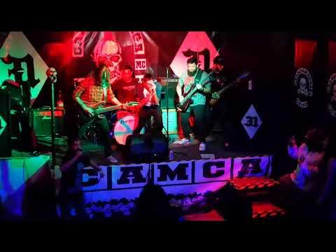 """Crisis de Pánico - Tiros al azar - Live """"Birthday lolo"""" #31"""