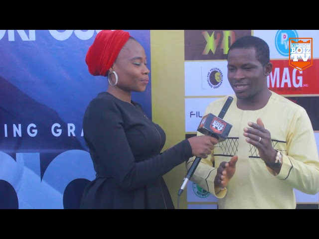 Kingdomboiz Tv's On The Red Carpet At Sammie Okposo's S.W.A.G Album Concert 2017