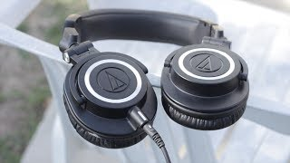 Audio Technica: ATH-M50X in 2018