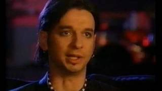 Dave Gahan - MTV and VH1 news reports 1997