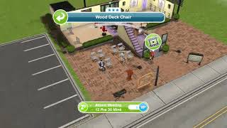 The Sims Freeplay - The Pirate And His Goddes / Have 5 Sims Sitting In Front Of The Podium