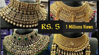 Jewellery Wholesale Market Sadar Bazar DELHI | Bridal Jewellery ,Artifical Jewellery Collection 2019