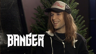 CHILDREN OF BODOM's ALEXI LAIHO on silence, chaos, guitars and touring.
