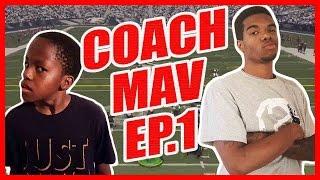 Coach Mav Ep.1 - THE PRE-TEST!! | Madden 16 Gameplay