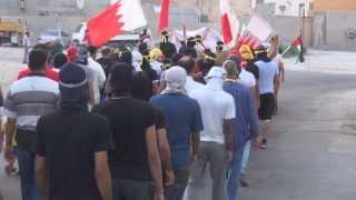 preview picture of video 'النويدرات : مسيرة يوم القدس العالمي 2/8/2013 | Bahrain'