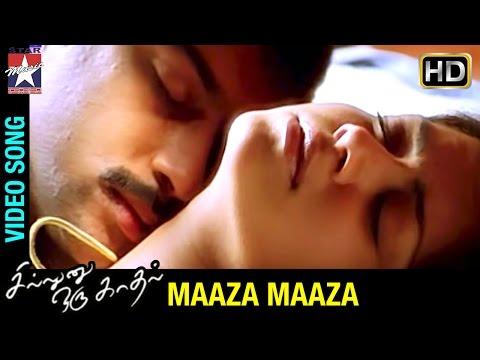 Sillunu Oru Kadhal - Maaza Maaza Song