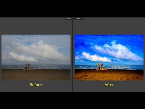 Learn Lightroom 5 - Part 3: The Develop Workflow (Training Tutorial)