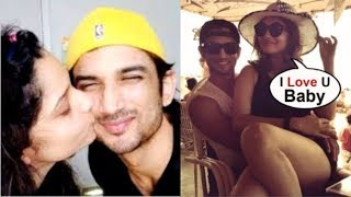 Sushant Singh Rajput's ROMANTIC Moment With Ex-Girlfried Ankita Lokhande Proves He LOVED Her A Lot