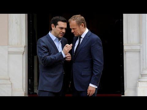 Τσίπρας σε Τουσκ: Να καταδικάσει το Ευρωπαϊκό Συμβούλιο τις τουρκικές ενέργειες…