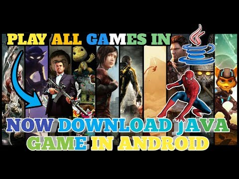 How to download play and Download java game on android mobile