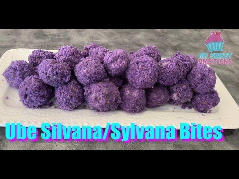 [How To]  Ube Silvana /Sylvana Bites – mysweetambitions