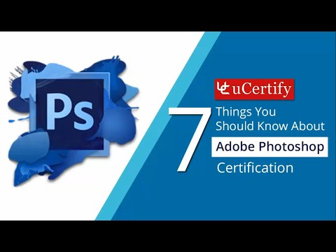 Adobe Certified Expert on Photoshop - YouTube