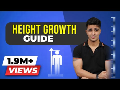ULTIMATE TEENAGE FITNESS & HEIGHT GROWTH GUIDE | How To Increase Height & Be Fit | BeerBiceps