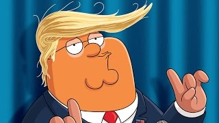 Why Trump Supporters Want Family Guy Cancelled